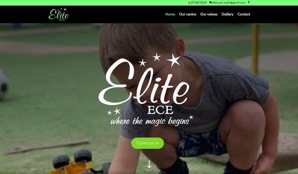 Project: Elite ECE